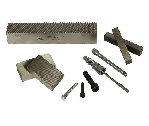 thread rolling dies For the mass production of fastener screws, it may also another good choice for the flat type thread rolling which may reduce production cost